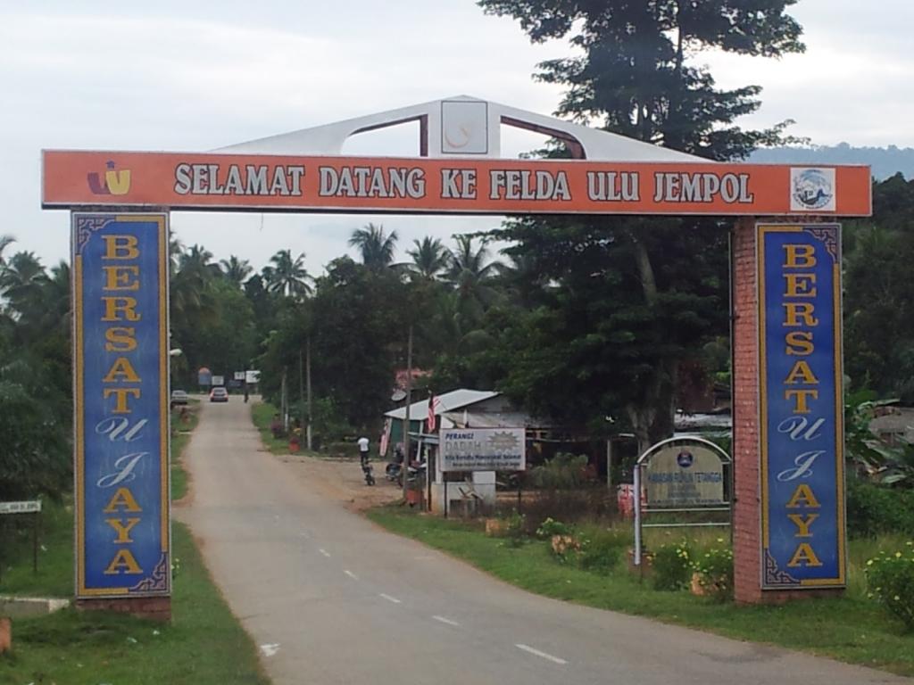 Kampung Saya, Felda Ulu Jempul, Pahang - Placento