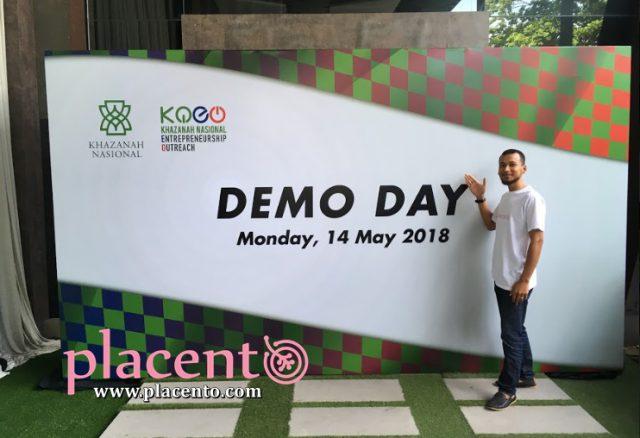 Placento - Hari Pembentangan Ustaz Basri